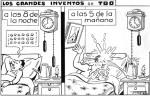 « Los Inventos de TBO » par Tinez.