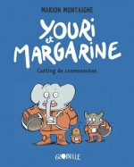 couverture youri et margarine