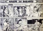 « Roger la Bagarre » par Al Peclers.