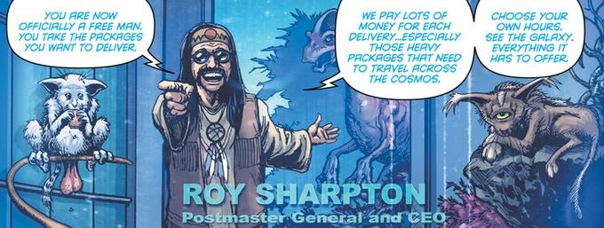 Roy Sharpton