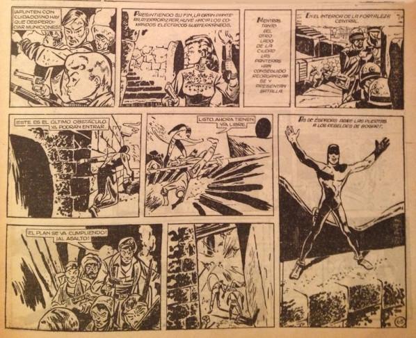 « L'Asso di Piche » par Hugo Pratt, Mario Faustinelli et Alberto Ongaro.