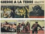 « Guerre à la Terre » par Auguste Liquois et Marijac.