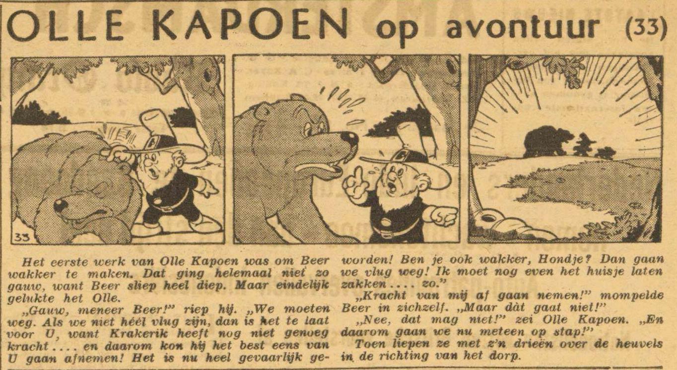 « Olle Kapoen » par Phiny Dick.