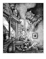 Ghostwriter : ex-libris offert lors de la sortie du T1