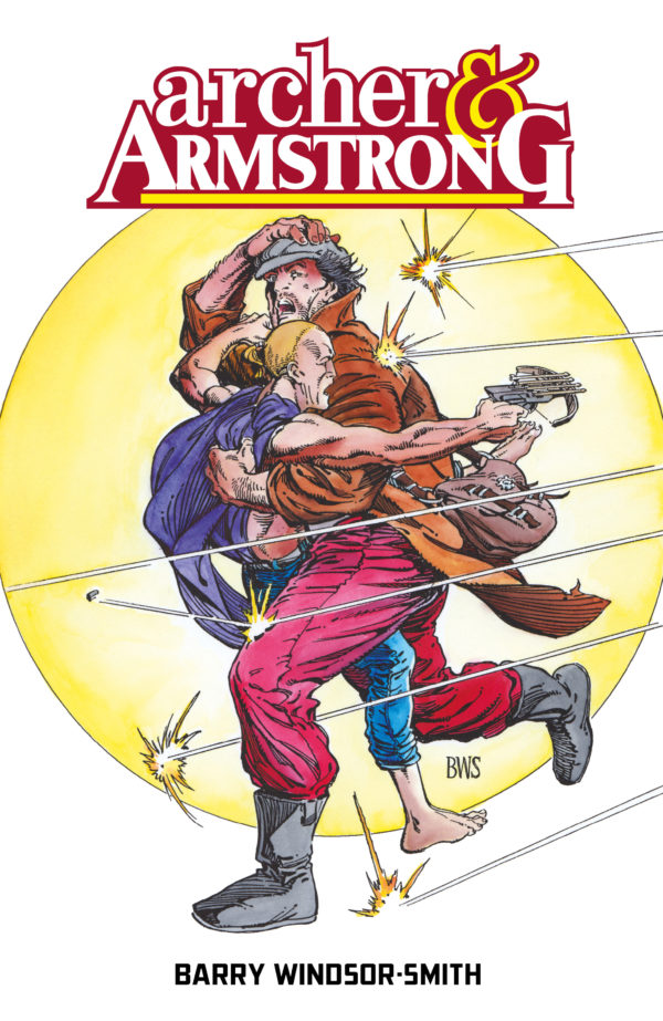 Archer Armstrong BWS couv