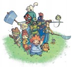 Bushido personnages