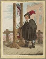 Habit de bourreau en 1798 (Musée de la Révolution française)