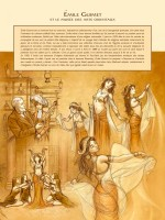 Un cahier graphique et historique est proposé en fin d'album.