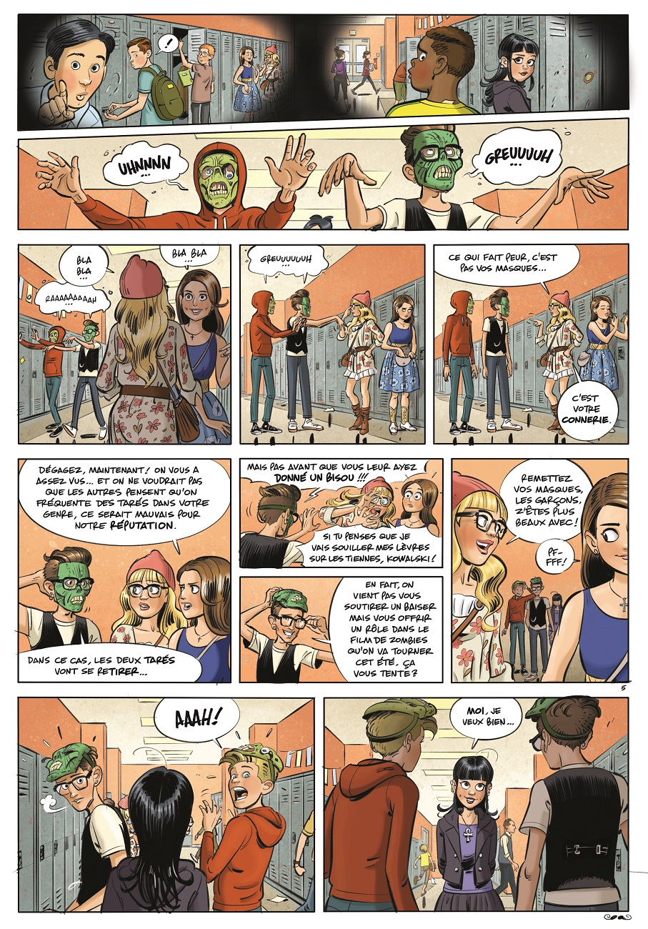 Mort et déterré page 7