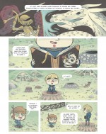 Timo l'aventurier T page 3