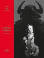 Couverture pour la version luxe (Casterman 2019)