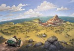 Angleon, la capitale des 5 Terres