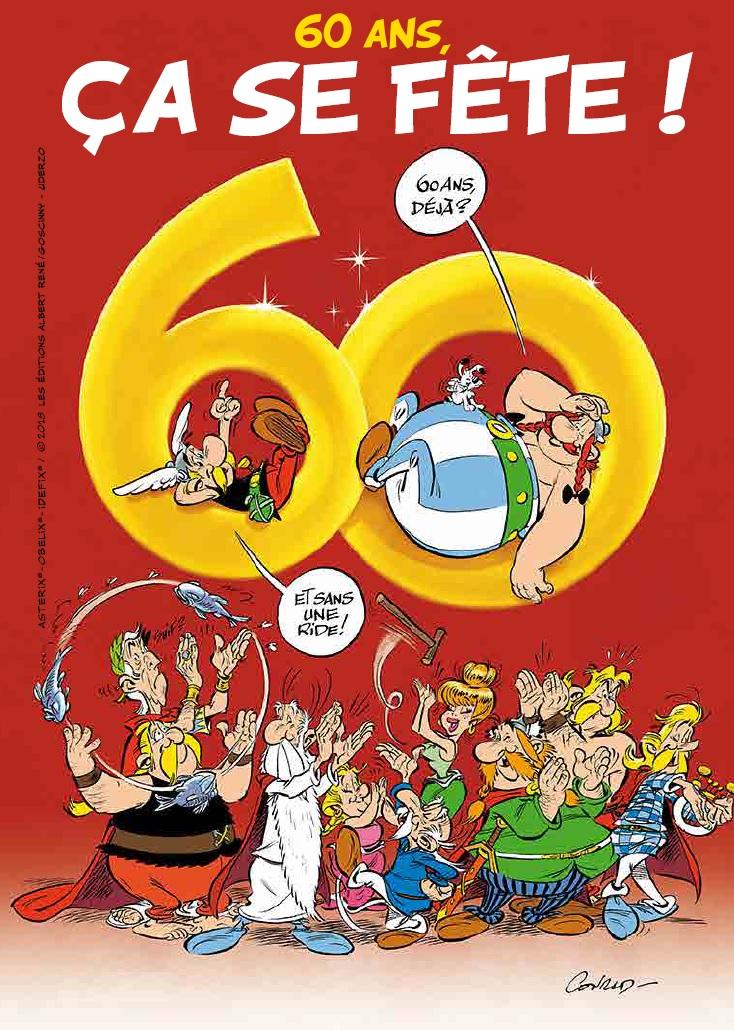 1959 - 2019 : 60 ans d'aventures !