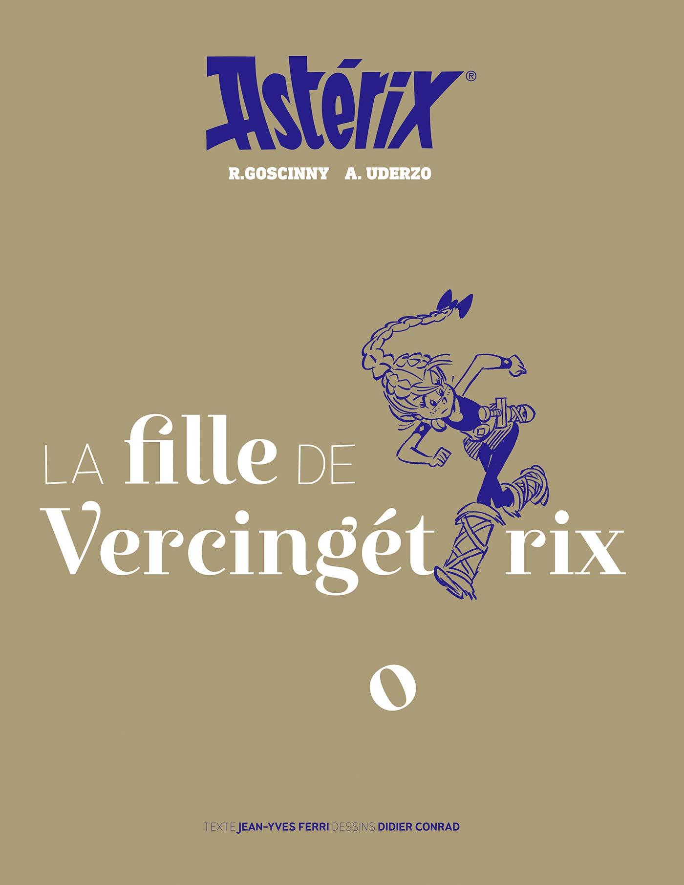 Couverture de la version artbook (Albert René, 2019)