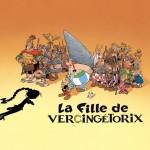 Le dévoilement du titre (Astérix® - Obélix® - Idéfix® / © 2019 Les Éditions Albert René)