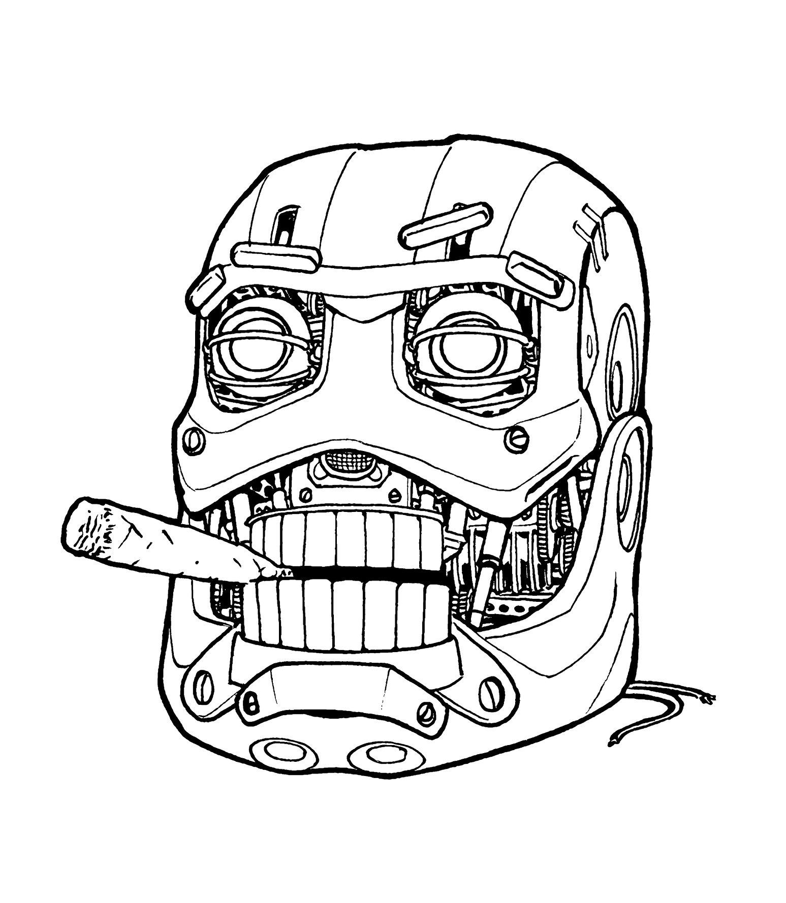 Kirby head