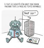 Des robots qui apprennent à lire - Arnaud Ferré