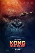 """Affiche US pour """"Kong: Skull Island"""" (Jordan Vogt-Roberts, 2017)"""