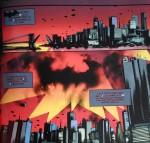 Des textes parfois difficiles à lire (©Urban - DC comics - Scot Snyder - Jok)