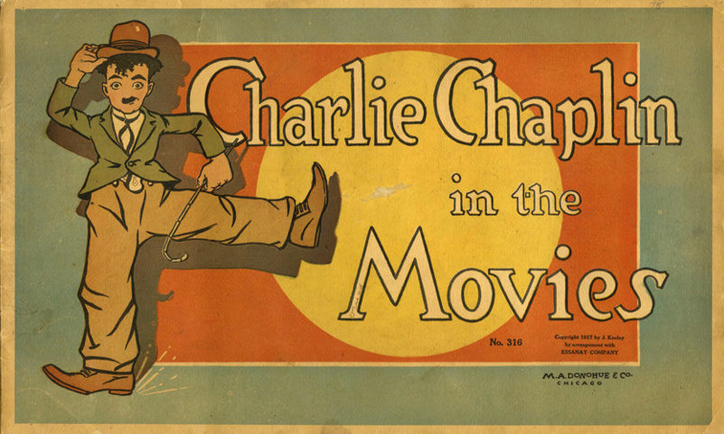 Charlie Chaplin in the movies