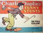 Charlie Chaplin's Funny Stunts