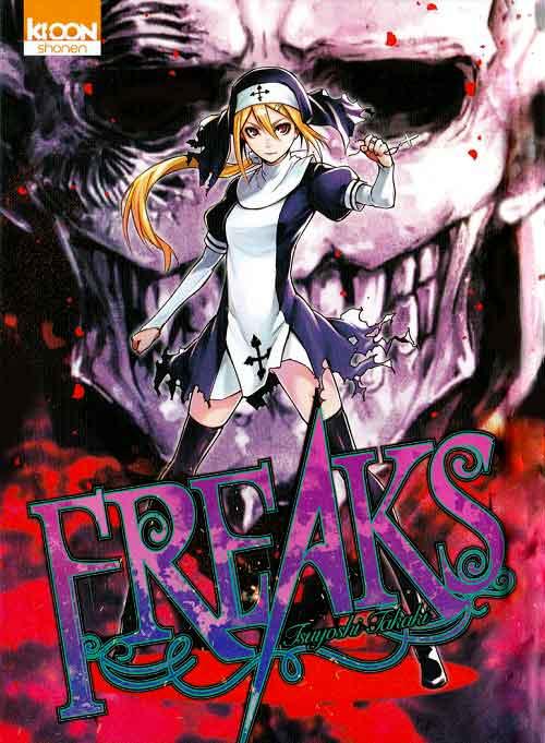 Freaks-couv