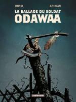 La Ballade du soldat Odawaa couv