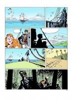 Voyage et transport amoureux : la quête sans fin ? (Casterman, 2019)