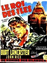 Un héros sous influences (affiche française pour Le Roi des îles, 1954)