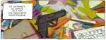 Le pistolet découvert dans la décharge publique