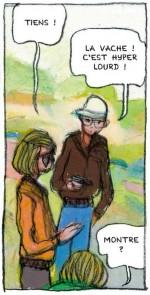 Sam a des soucis page  11 case 2