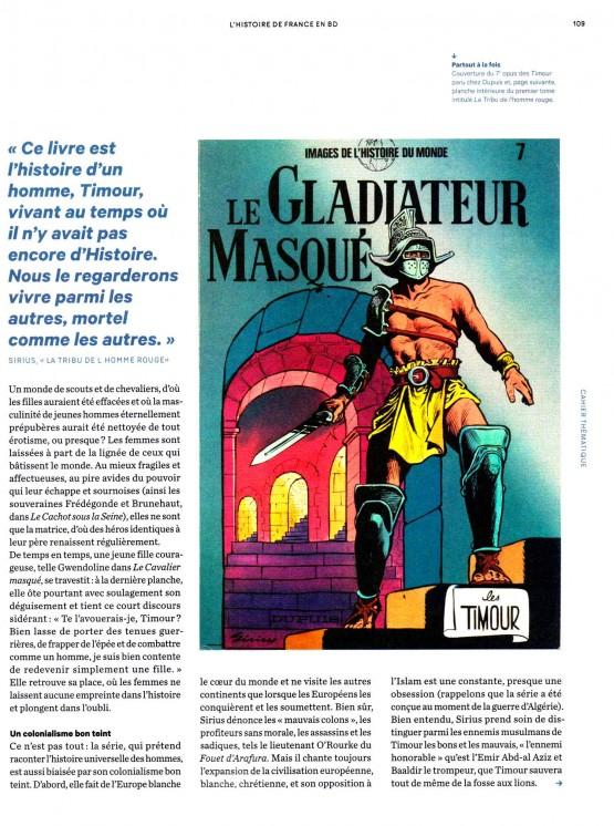Les Cahiers De La Bd L Histoire En Bd Bdzoom Com