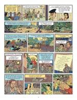 Bien que ce second épisode soit riche en séquences de jungle, Hong Kong encore colonie britannique, proche de la Chine de Mao, terre encore inconnue pour les deux héros, sert de cadre à bien des intrigues et à quelques poursuites mouvementées.