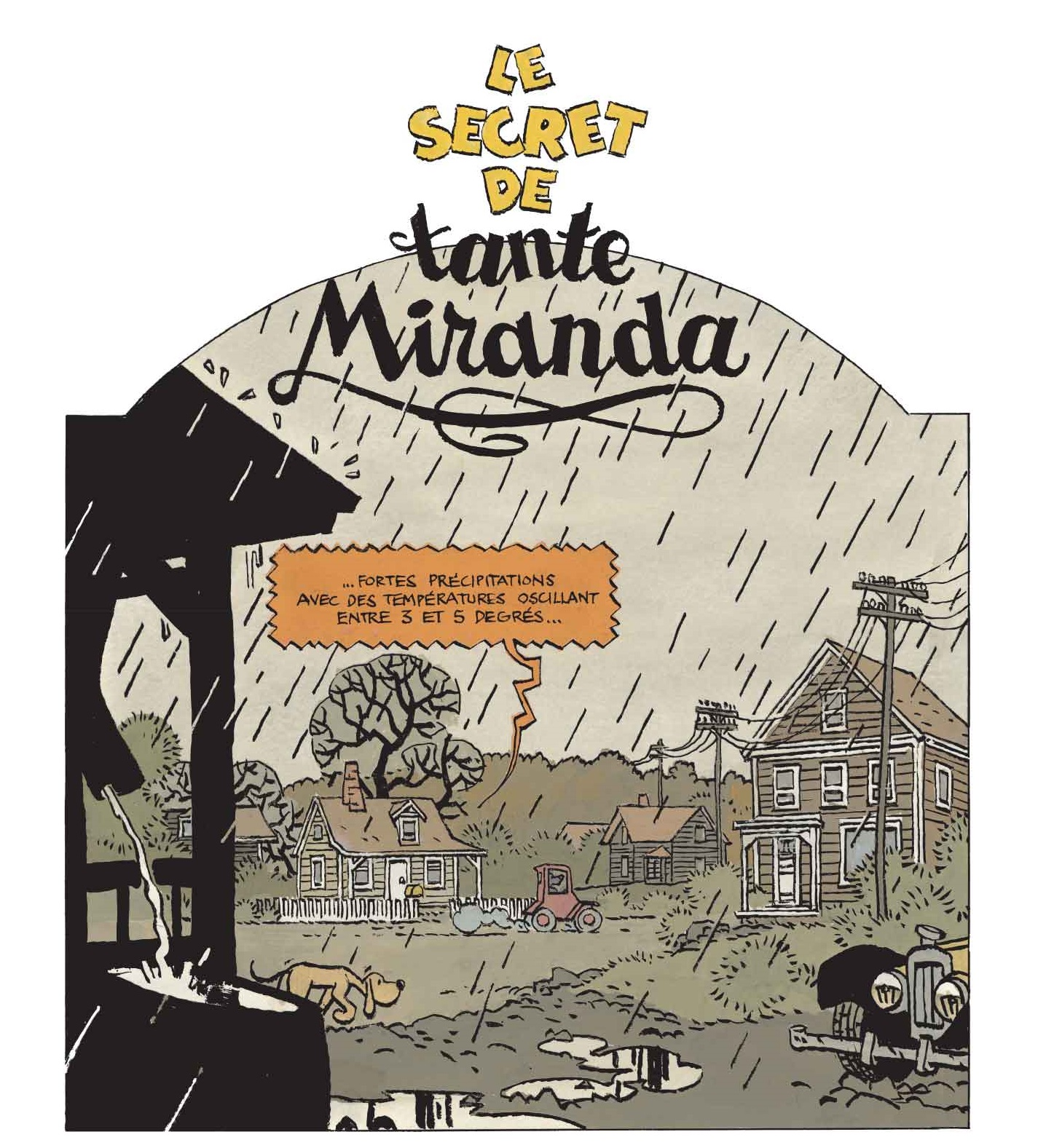 Minnie Mouse, Le secret de tante Miranda page 5
