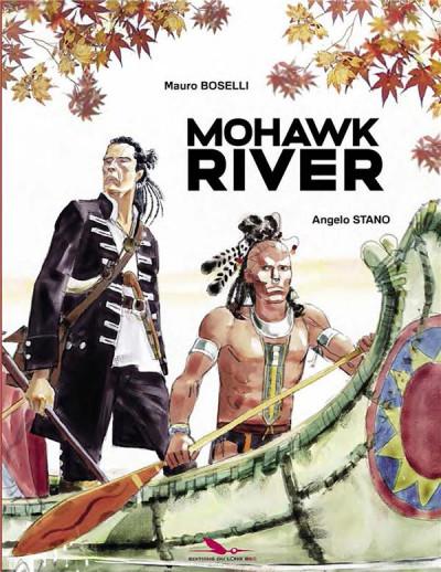 Mohawk River couv