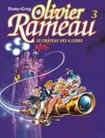 Olivier Rameau : Le Château des 4 lunes