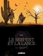 SERPENT ET LA LANCE 01 C1C4.indd