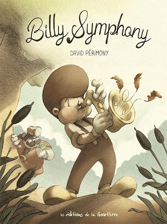 Billy Symphonie couverture