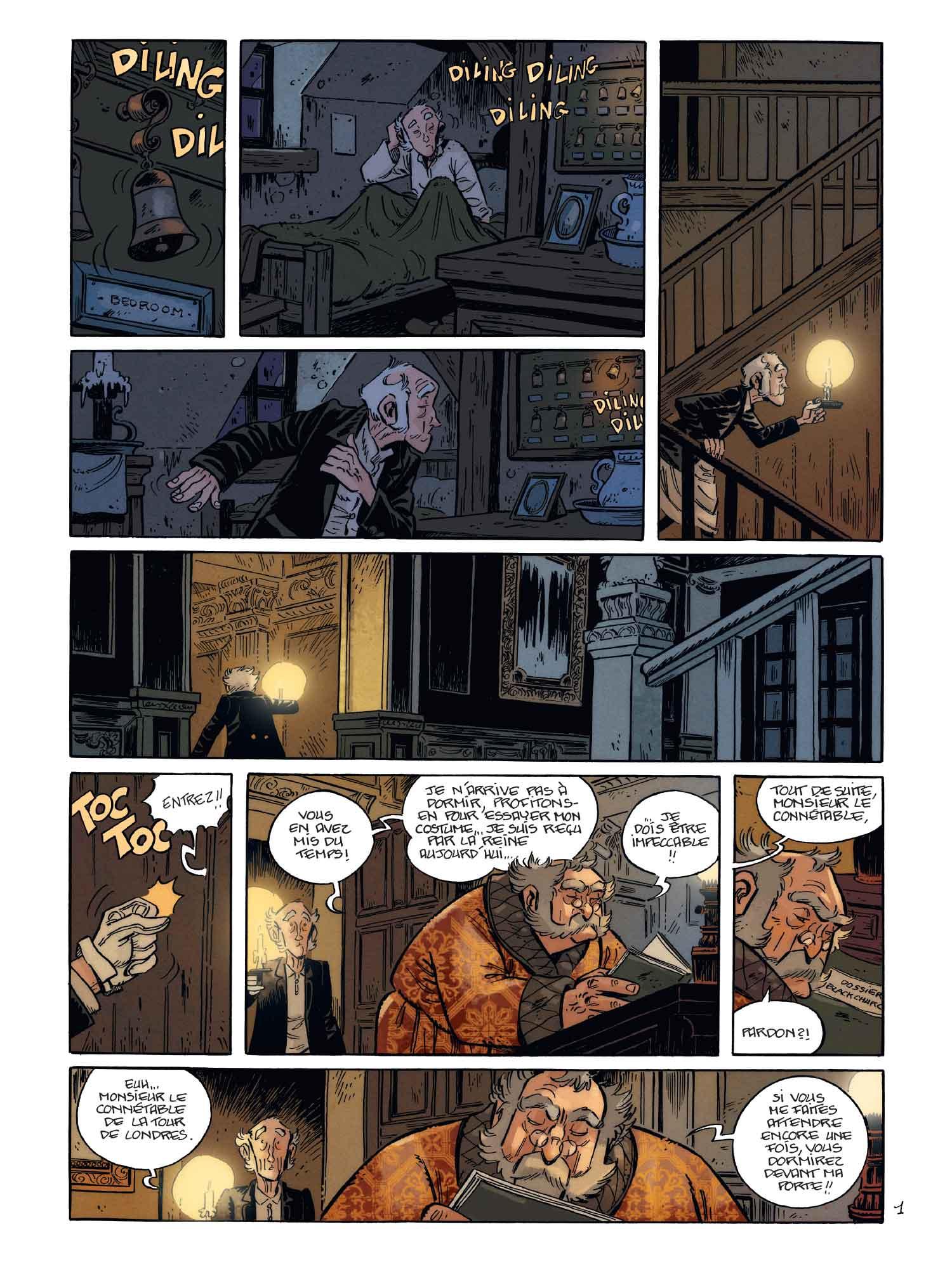 Les enquêtes de Lord Harold page 3