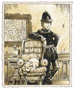 Lord Harold en policier