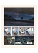 Une angoissante angoisse (planches 1 et 2 - Dargaud 2020)