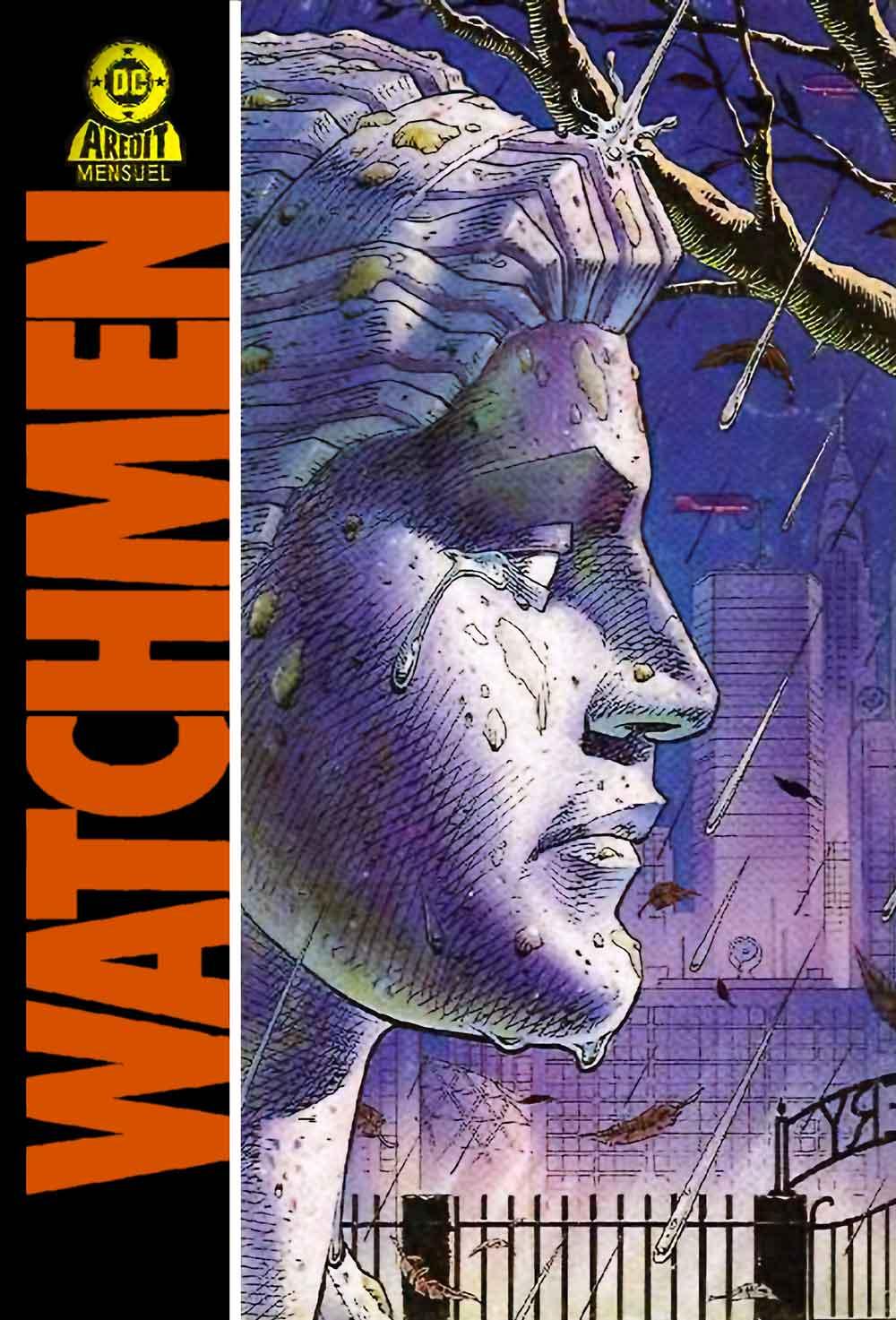 Watchmen T1 par AREDIT