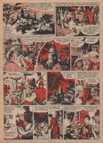 « Châteaubriant »,  dans Lisette, en1959 (n° 51).
