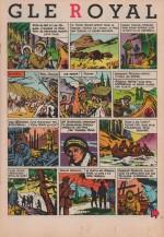 « L'Aigle royal » dasn le n° 481 de Francs-Jeux , en 1966.