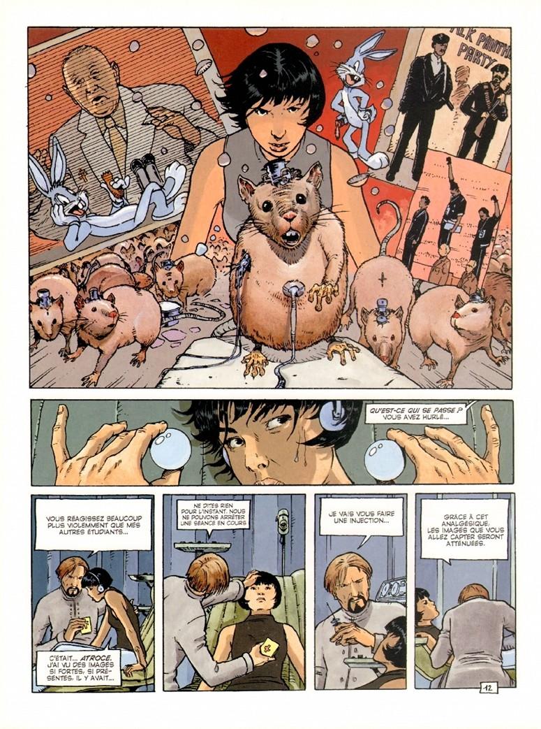 « La Malédiction de Zener », avec Jean-Christophe Grangé, dans L'Écho des savanes.