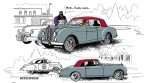 La célèbre Bebop Bentley
