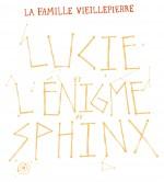 Lucie et l'enigme du sphinx titre