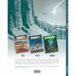 Des séries liées (4e de couverture pour Amazonie T1)