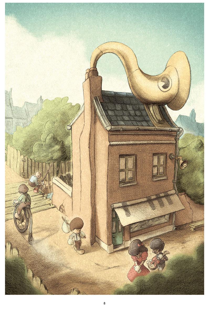 Billy Symphony page 8