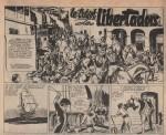 « Le Trésor des libertadors » dans Vaillant n° 714 (18/01/1959).